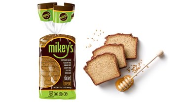 Mikey's Hearty Sliced Bread