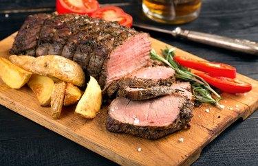 Gremolata Beef Roast recipe