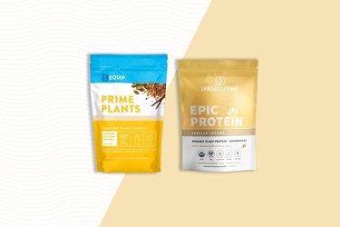 vegan protein powder sacha inchi