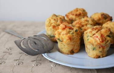 Egg Quiche Muffins Low-Sugar Breakfast Muffins With More Protein Than an Egg