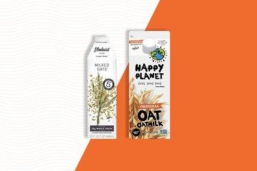 Best High-Protein, Low-Sugar Oat Milks