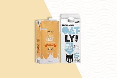 Best Oat Milks With Minimal Ingredients