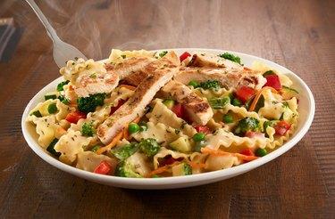 Chicken Giardino at Olive Garden.