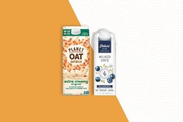 Best Oat Milks for Fiber