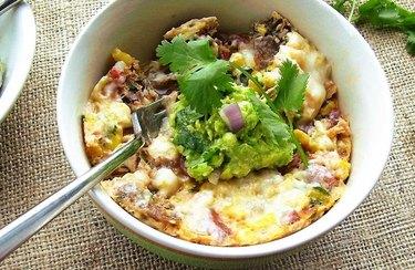 Fiesta Mexican Bean Organic Corn Casserole recipe
