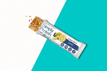 SimplyProtein Crispy Bars Lemon