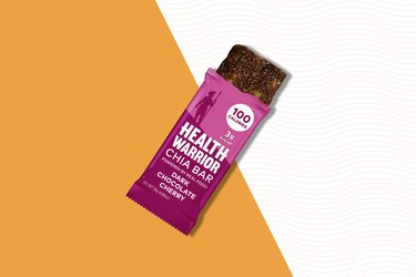 Health Warrior Dark Chocolate Cherry Bars