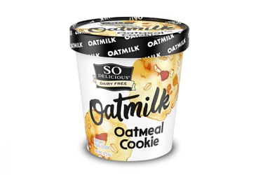 So Delicious Oatmilk Oatmeal Cookie