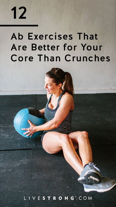 Ab Exercises That Are Better for Your Core Than Crunches