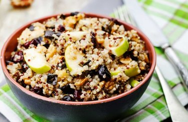 Quinoa Porridge Gluten-Free Grain Recipe