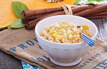 Cinnamon and Spice Millet Porridge Gluten-Free Grain Recipe