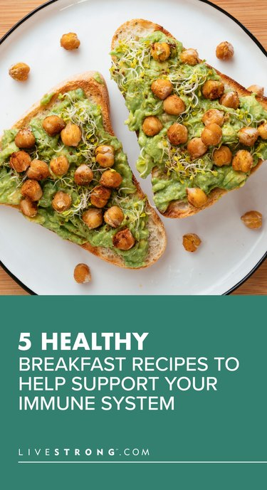 Healthy Breakfast Recipes to Help Support Your Immune System