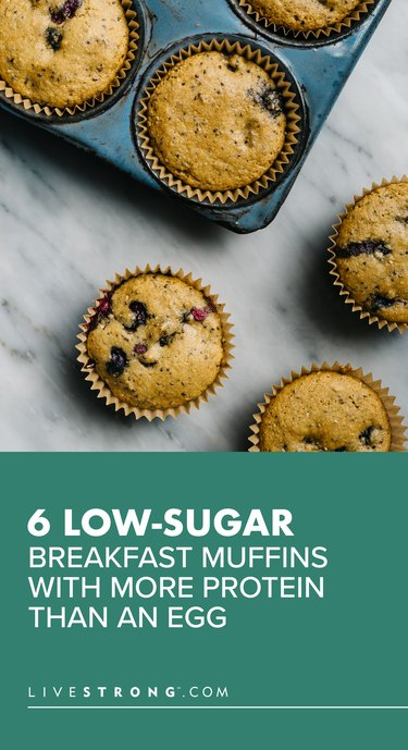 6 Low-Sugar Breakfast Muffins With More Protein Than An Egg