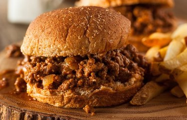 Sweet and Sour Sloppy Joes Stew Meat Recipes Not Stew