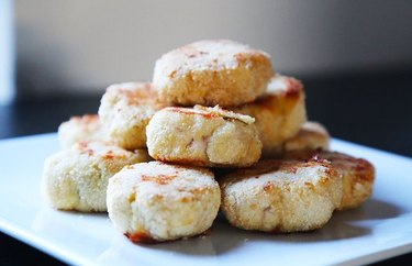 low calorie chicken recipes Baked Chicken Nuggets