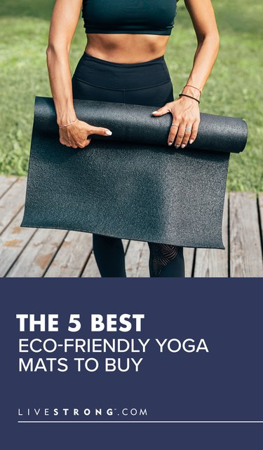 5 Best Eco-Friendly Yoga Mats to Buy