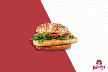 Wendy's Grilled Chicken Sandwich