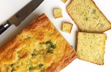 High-Protein Gluten-Free Cornbread Gluten-Free Corn Recipe