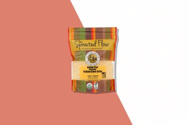 To Your Health Sprouted Flour Co Yellow Corn Organic Grits