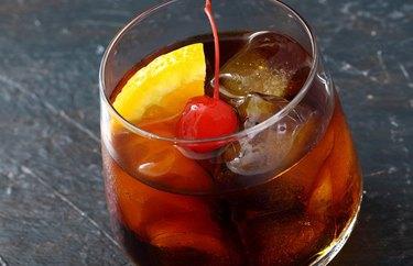 Arbiter of Taste Healthy Cocktail recipe
