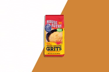 House Autry Yellow Stone Ground Grits