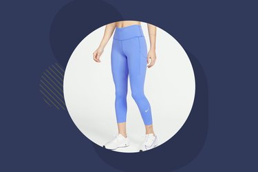 Nike Epic Luxe Women's Mid-Rise Crop