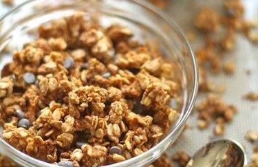 Vanilla Almond High-Protein Low-Sugar Granola Recipe