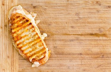 grilled cheese recipes  Cauliflower Grilled Cheese