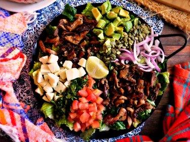 Keto Carnitas Salad