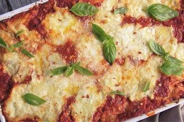 Rotisserie Chicken Lasagna