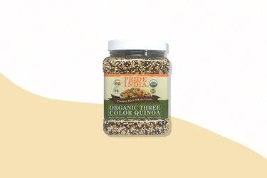 Pride of India Organic Three Color Quinoa