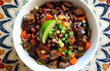 Vegan 3-Bean Beer Chili Recipe