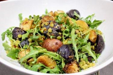 Split Pea Potato Salad Recipe