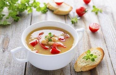 Red Lentil Coconut Soup Gluten-Free Lentil Recipe