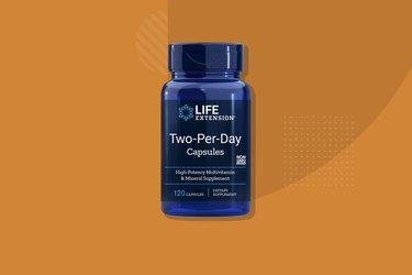 Life Extension brand vitamins