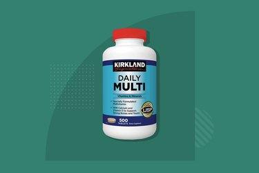 Kirkland brand vitamins