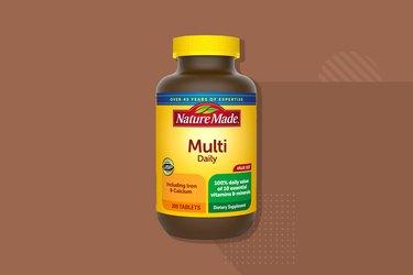 Nature Made brand vitamins