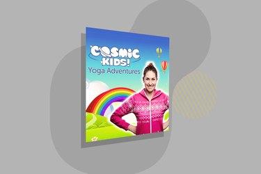 Cosmic Kids Yoga Adventures Workout Video