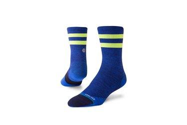 best running socks Stance Run Uncommon Solid Crew