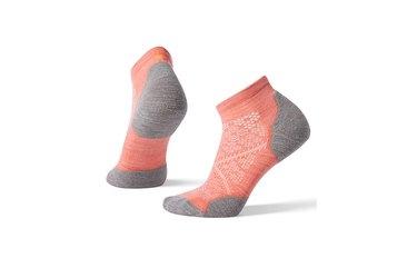 best running socks SmartWool Women's PhD Run Light Elite Low Cut Socks