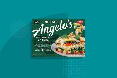 Michael Angelo's Vegetable Lasagna