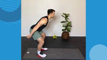Move 4: Broad Jump
