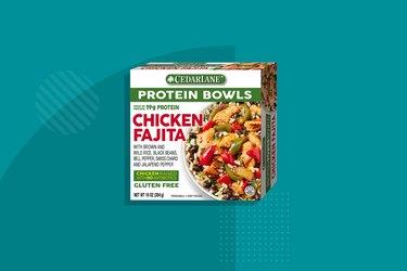Cedarlane Chicken Fajita Protein Bowl
