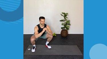 Move 2: Air Squat