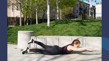 Move 1: Contralateral Limb Raise