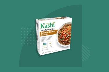 Kashi Frozen Entree Creamy Cashew Noodle