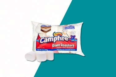 Campfire Giant Roasters Marshmallows