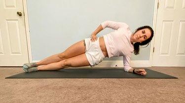 Side Plank (Left)