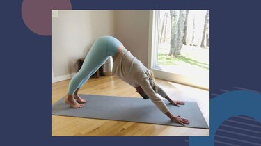 Move 5: Downward Facing Dog
