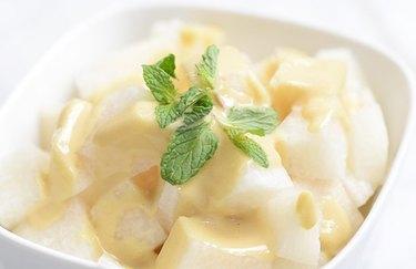 Dijon Jicama Salad